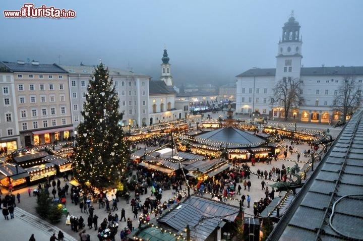 Mercatini di Natale 2017 Salisburgo