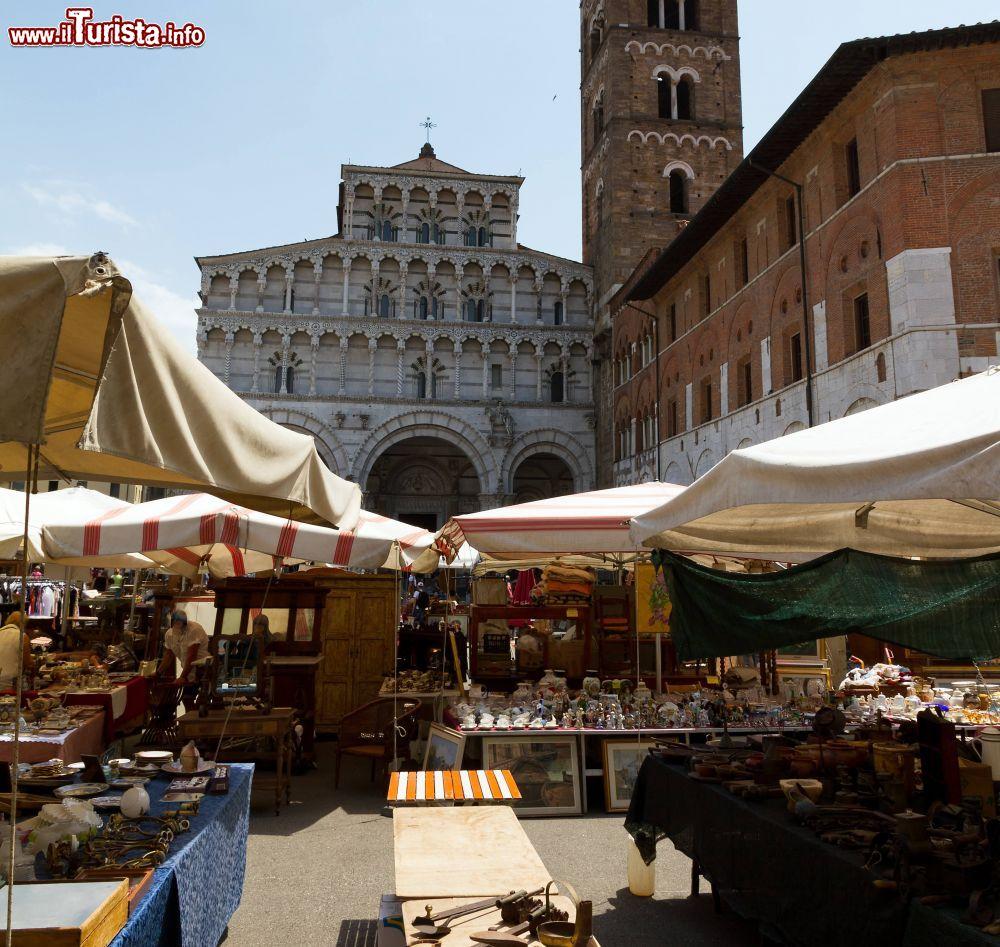 Mercato Antiquario Lucchese Lucca