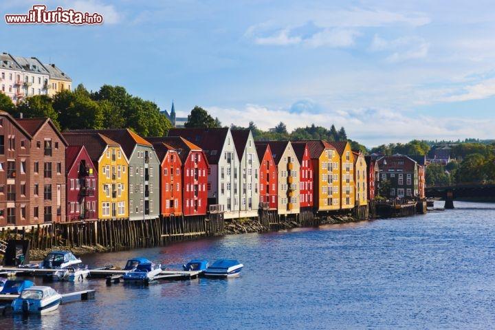 Le foto di cosa vedere e visitare a Trondheim