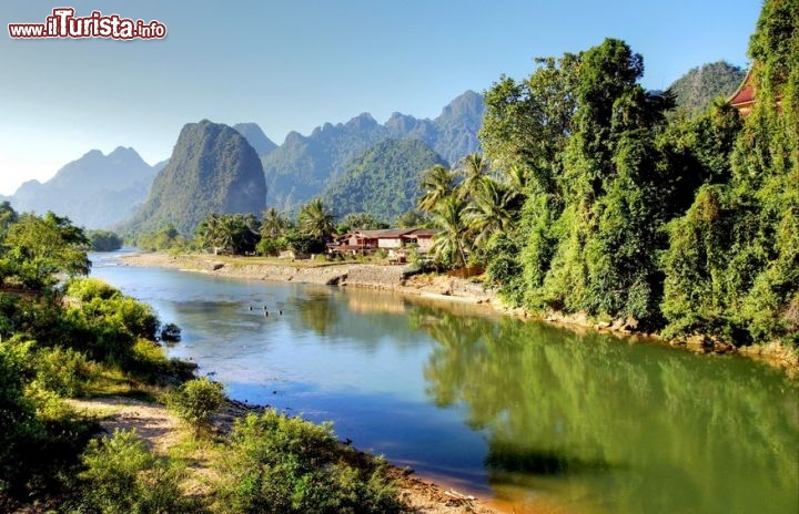 Le foto di cosa vedere e visitare a Laos
