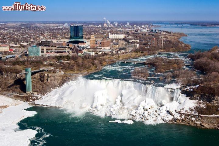 Le foto di cosa vedere e visitare a Niagara Falls