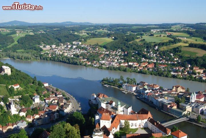 Le foto di cosa vedere e visitare a Passau