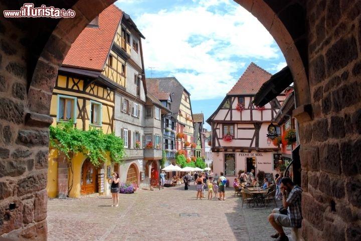 Le foto di cosa vedere e visitare a Riquewihr