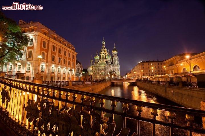 Le foto di cosa vedere e visitare a San Pietroburgo
