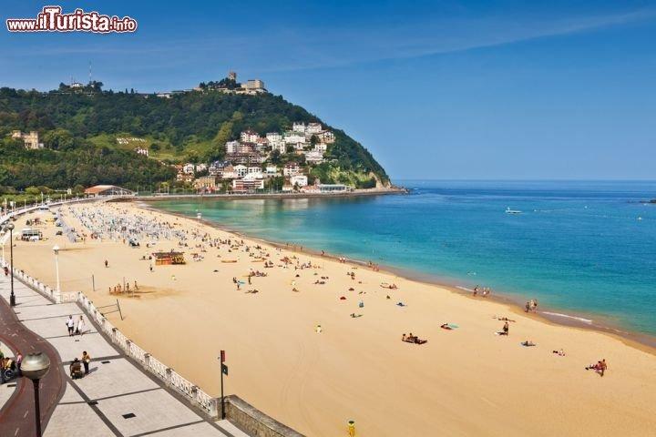 Le foto di cosa vedere e visitare a San Sebastián