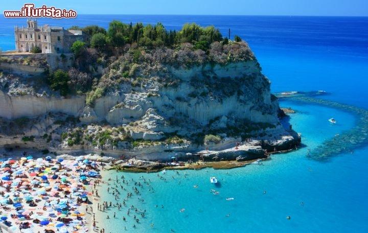 Le foto di cosa vedere e visitare a Tropea