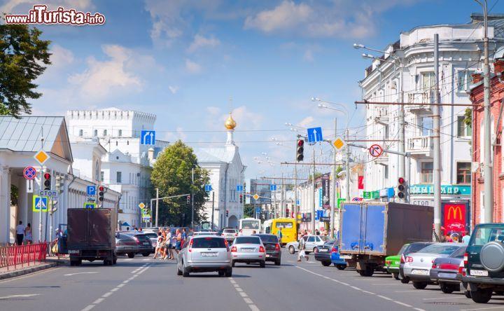 Le foto di cosa vedere e visitare a Yaroslavl