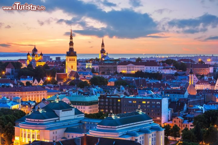 Le foto di cosa vedere e visitare a Tallinn