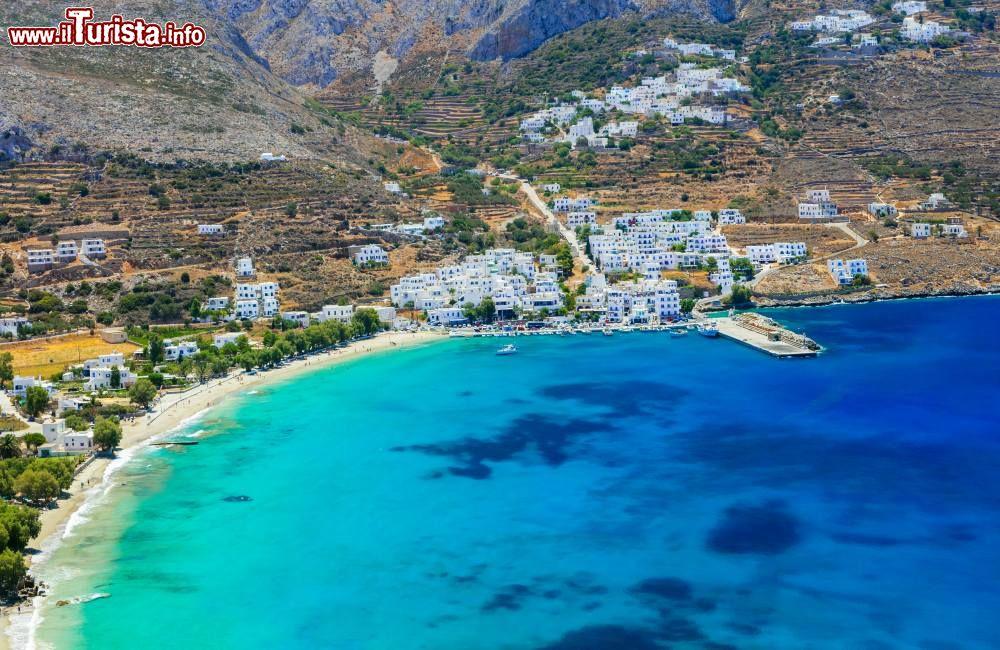 Le foto di cosa vedere e visitare a Amorgos