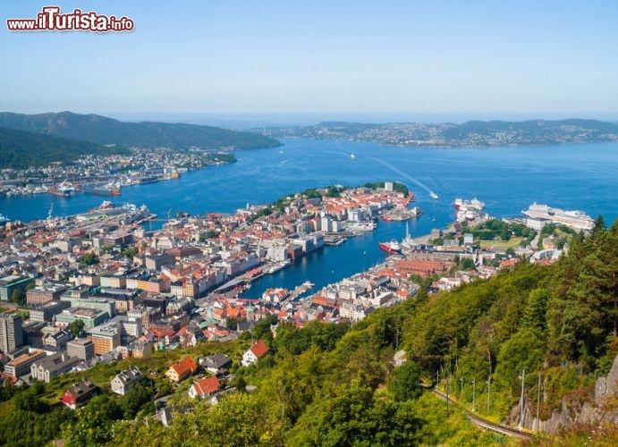 Le foto di cosa vedere e visitare a Bergen