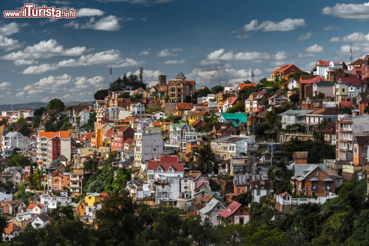 Le foto di cosa vedere e visitare a Antananarivo