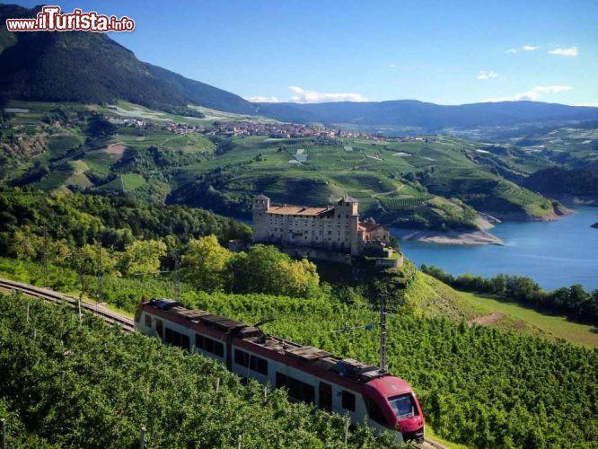 Trenino dei Castelli Trento