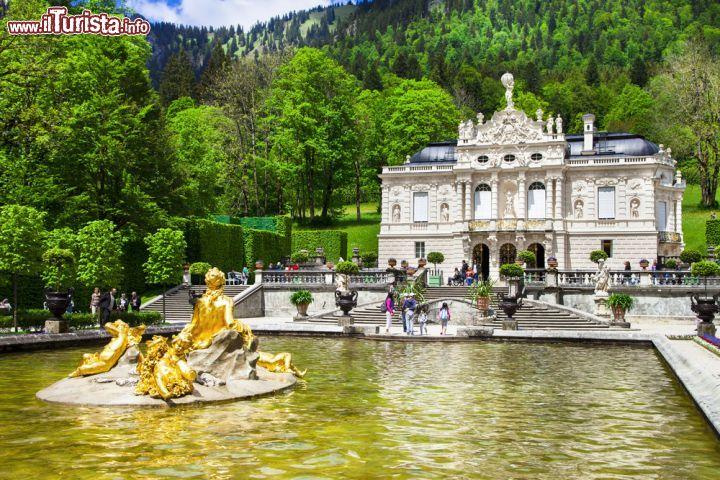 Le foto di cosa vedere e visitare a Oberammergau