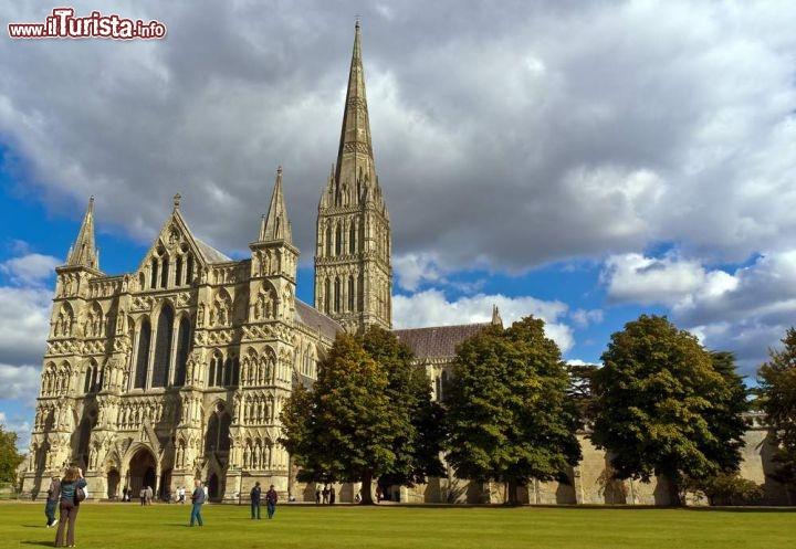 Le foto di cosa vedere e visitare a Salisbury