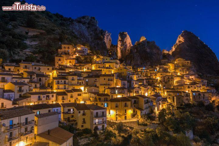 Le foto di cosa vedere e visitare a Castelmezzano