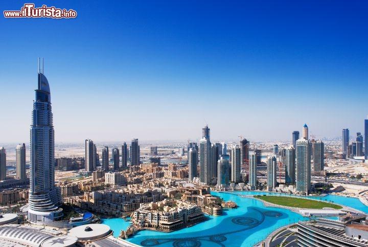 Le foto di cosa vedere e visitare a Dubai