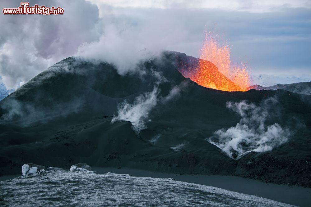 Le foto di cosa vedere e visitare a Eyjafjallajokull