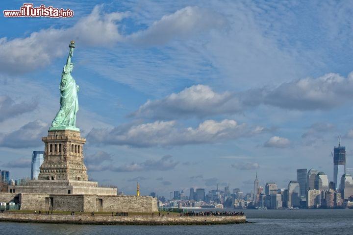 Le foto di cosa vedere e visitare a New York City