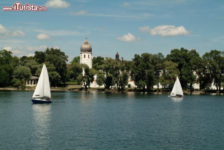 Le foto di cosa vedere e visitare a Fraueninsel im Chiemsee
