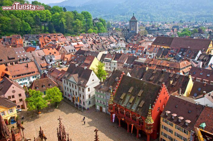 Le foto di cosa vedere e visitare a Friburgo in Brisgovia