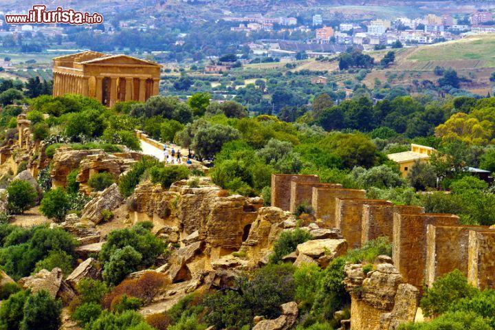 Le foto di cosa vedere e visitare a Agrigento