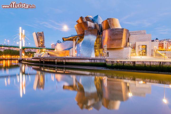 Le foto di cosa vedere e visitare a Bilbao