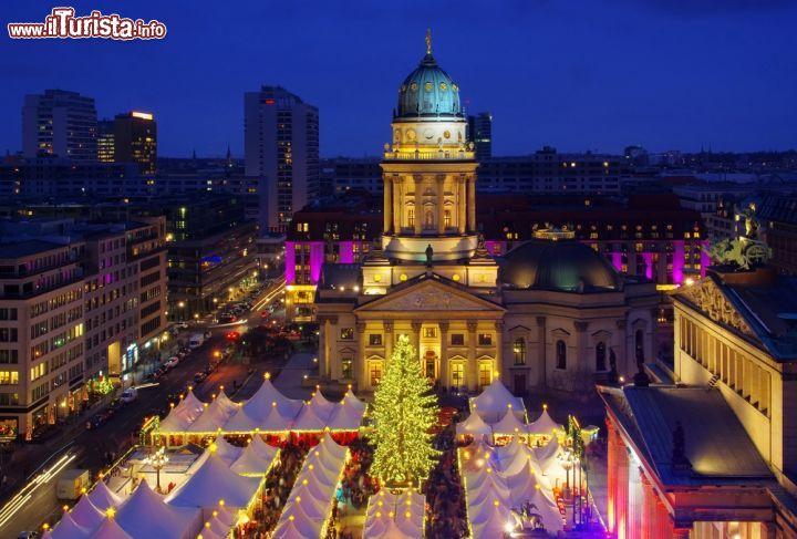 Mercati Natale Berlino.I Mercatini Di Natale A Berlino Date 2019 E Programma