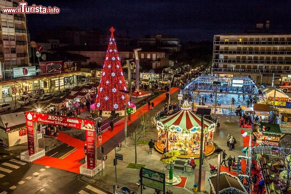 Christmas Village Jesolo