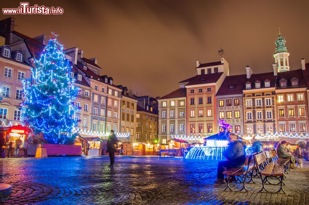 Mercatini di Natale 2017 Varsavia