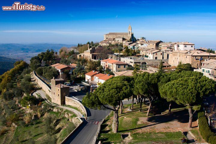 Le foto di cosa vedere e visitare a Montalcino