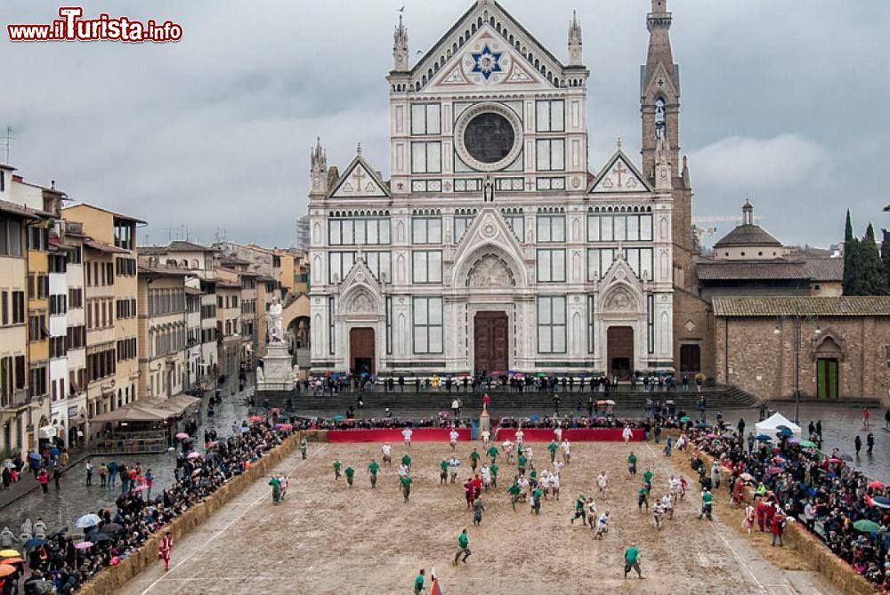 Calcio Storico Fiorentino Firenze