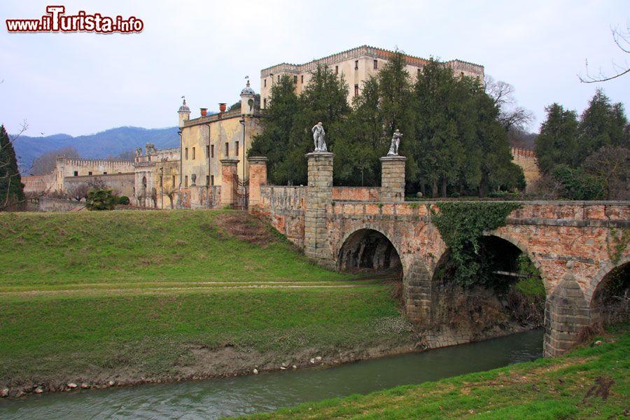 Le foto di cosa vedere e visitare a Battaglia Terme