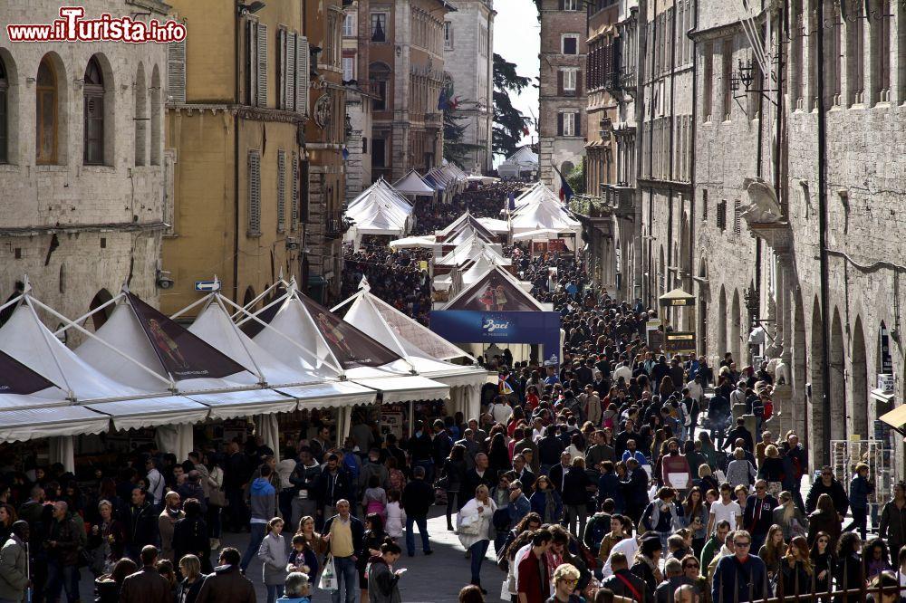 Eurochocolate, festival internazionale del cioccolato Perugia