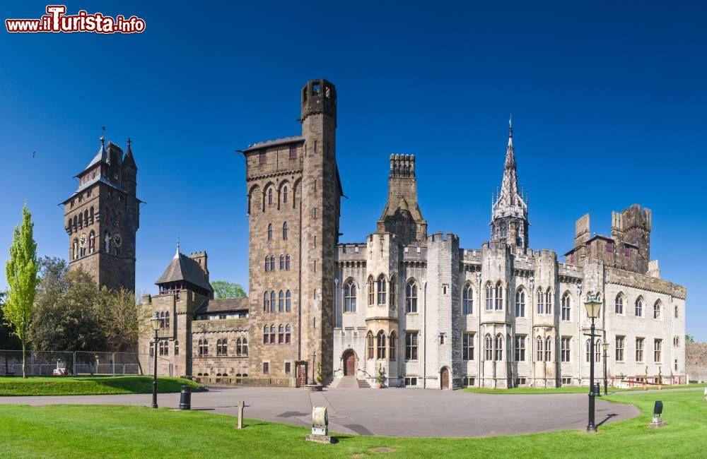Le foto di cosa vedere e visitare a Cardiff