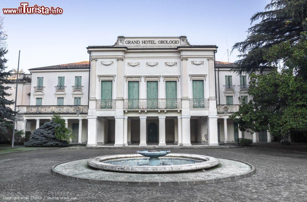 Le foto di cosa vedere e visitare a Abano Terme