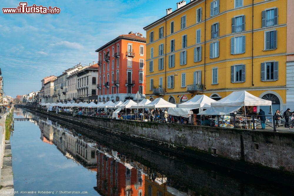I mercatini dell 39 antiquariato in italia i pi grandi e for Mercatini oggi milano
