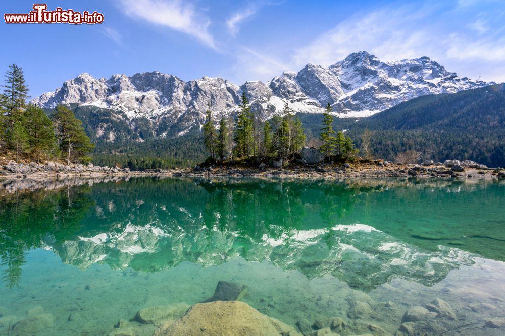 Le foto di cosa vedere e visitare a Baviera