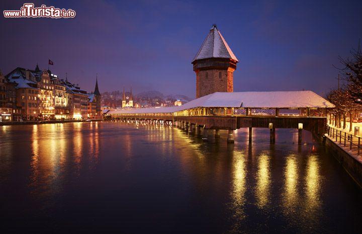 Le foto di cosa vedere e visitare a Lucerna