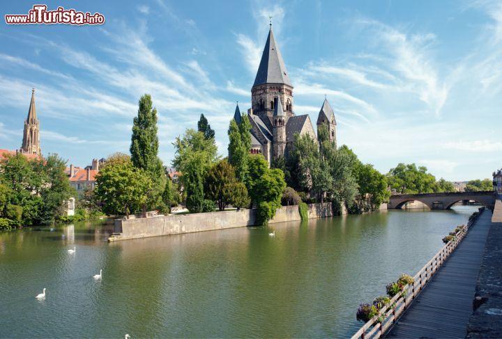 Le foto di cosa vedere e visitare a Metz