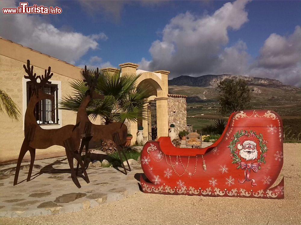 Casa di Babbo Natale Sciacca
