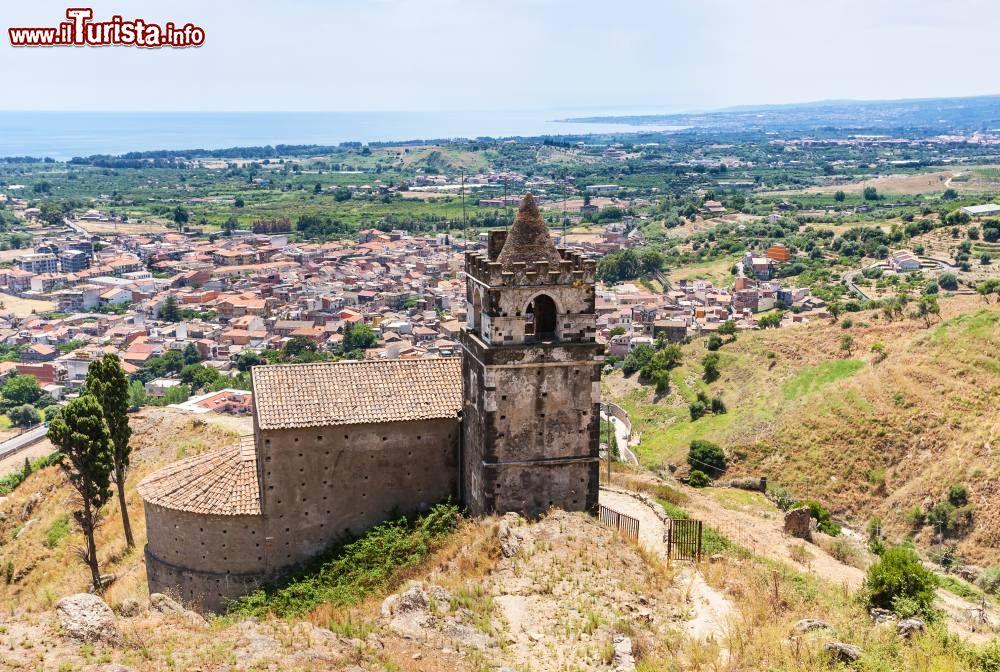 Le foto di cosa vedere e visitare a Calatabiano