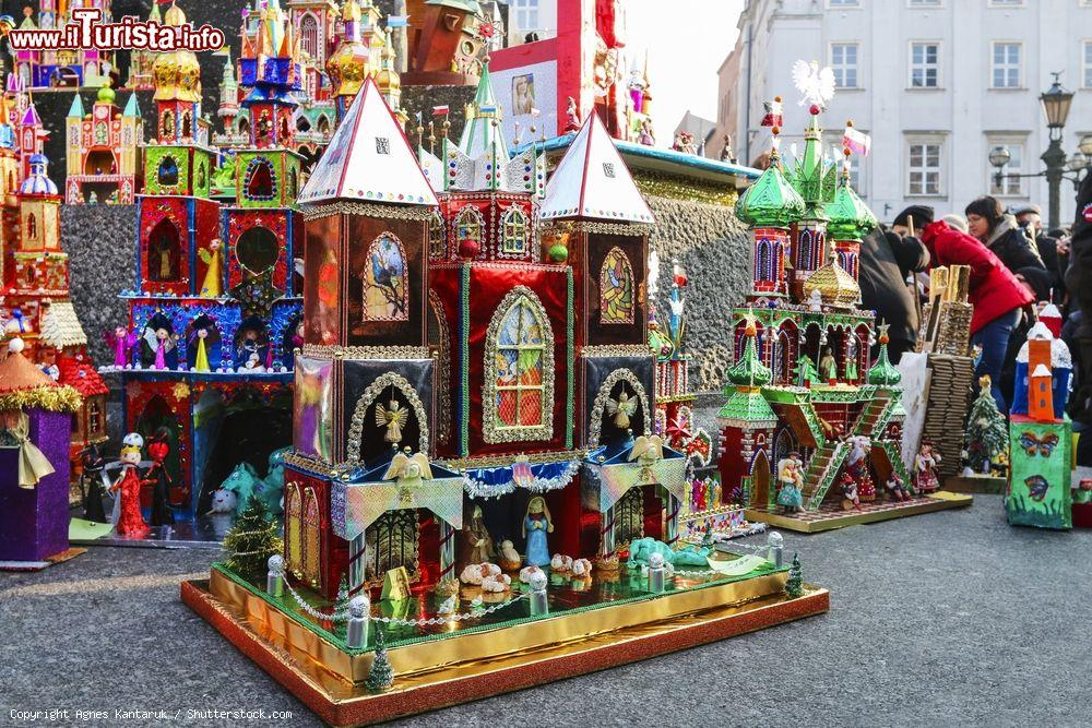 Mostra dei Presepi Cracovia