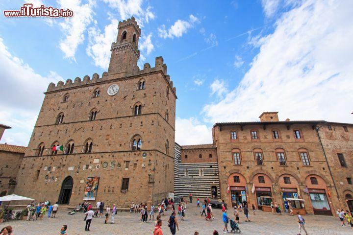 Le foto di cosa vedere e visitare a Volterra