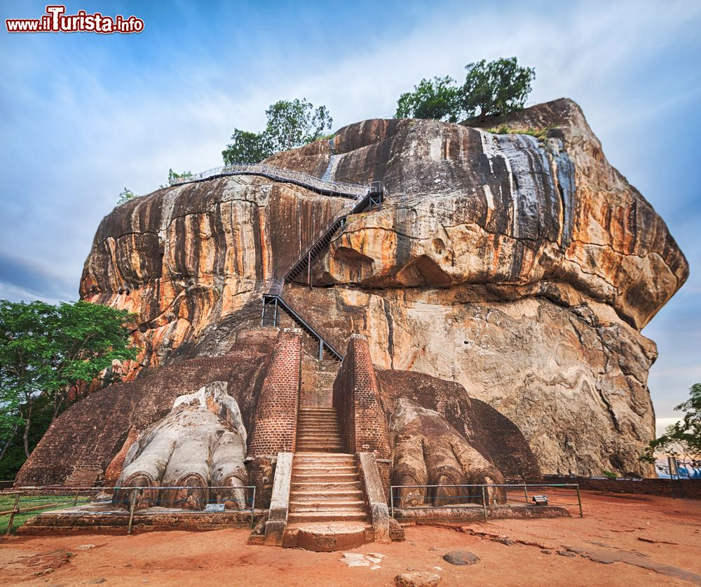 Le foto di cosa vedere e visitare a Sigiriya