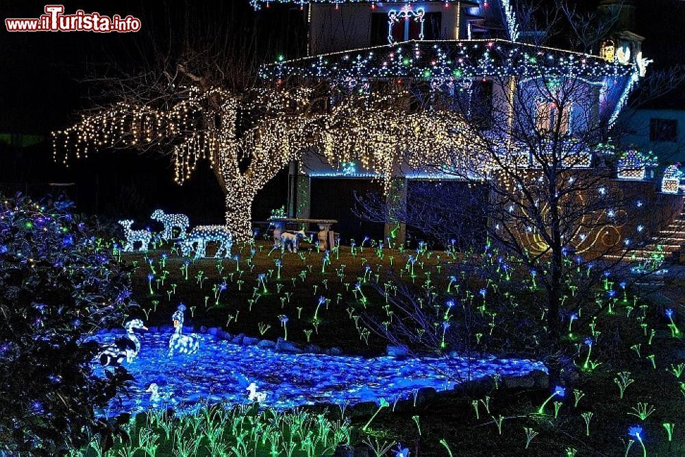 Lucine di Natale Leggiuno