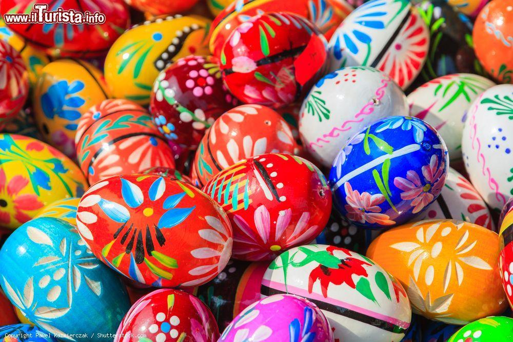 Mercatino di Pasqua Cracovia