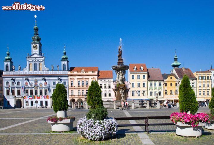 Le foto di cosa vedere e visitare a Ceske Budejovice