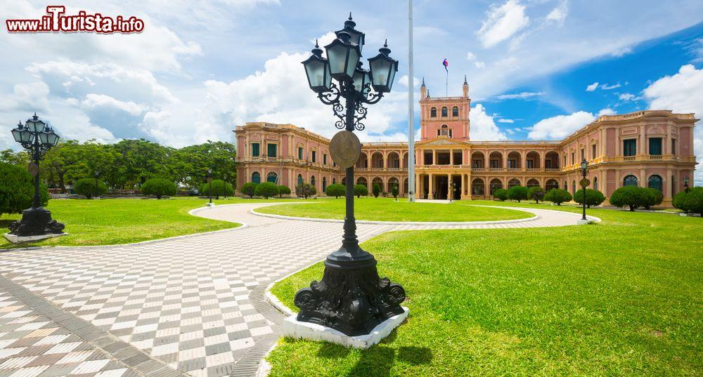 Le foto di cosa vedere e visitare a Asuncion
