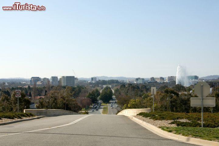 Le foto di cosa vedere e visitare a Canberra