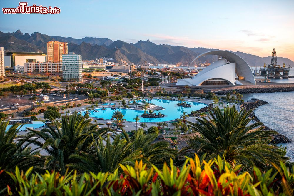 Le foto di cosa vedere e visitare a Santa Cruz di Tenerife